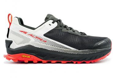 Chaussures de Trail Altra Olympus 4 Noir / Blanc