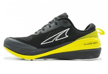 Chaussures de Running Altra Paradigm 5 Noir / Jaune