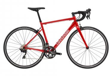 Bicicleta de carretera Cannondale CAAD Optimo 1 Shimano 105 11S 700 mm Candy Red 2021