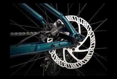 VTT Semi Rigide Trek Marlin 5 Shimano Tourney 7V 2021 Vert / Noir