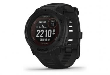 Orologio GPS Garmin Instinct Solar - Tactical Edition nero