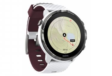 Montre GPS Suunto 7 White Burgundy