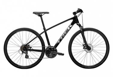 Trek Dual Sport 1 Sports City Bike 700mm Noir