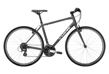 Vélo de Ville Fitness Trek FX 1 Shimano Altus 7V Gris 2021