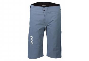 Pantaloncini MTB Essential POC Bleu Calcite Donna