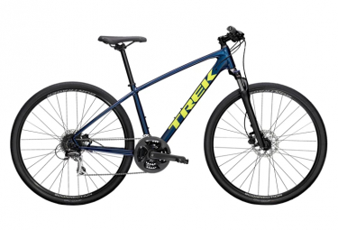 Trek Dual Sport 2 Sports City Bike 700mm Bleu