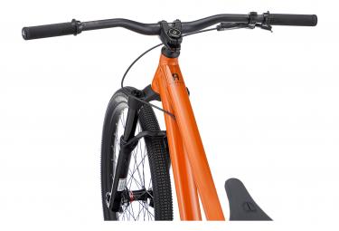 Dirt Bike Commencal Absolut Orange