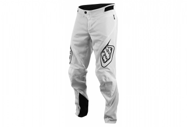 Troy Lee Designs Pantalones Sprint blancos