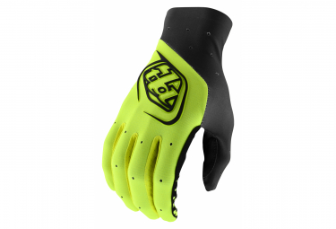 Guantes Troy Lee Designs SE Ultra Neon Yellow
