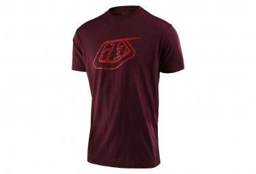 Troy Lee Designs Sangria camiseta roja