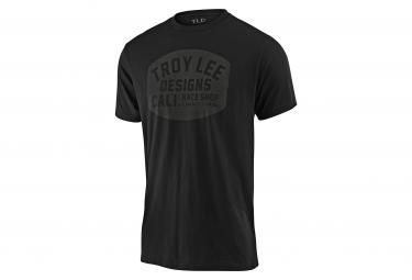 Troy Lee Designs Blockworks camiseta negro