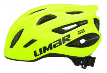 Casque LIMAR 555 MATT YELLOW FLUO