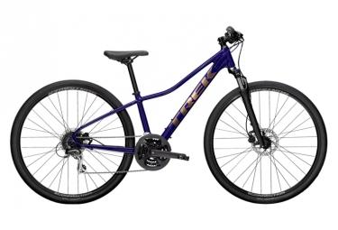 TrekDual Sport 2 WSD  Womens City Bike  Violet / Rose
