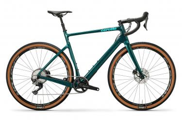 Gravel Bike Cervélo Aspero 650b Disc Shimano GRX 1x11S Teal Blue 2020
