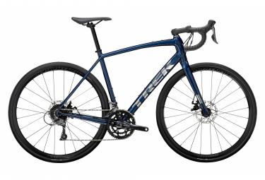 V lo de Route Trek Domane AL 2 Disc Shimano Claris 8V 2021 Blue