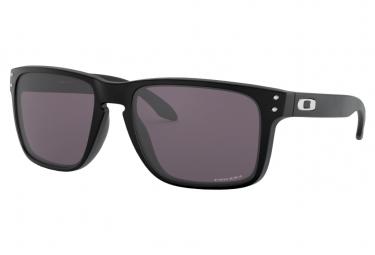 Lunettes Oakley Holbrook XL / Matte Black / Prizm Grey / Ref. OO9417-2259