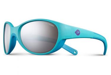 Image of Lunettes de soleil enfant julbo lily turquoise bleu