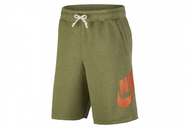 Nike Sportswear Short Khaki Orange