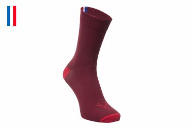 Calcetines LeBram Aravis - Rouge
