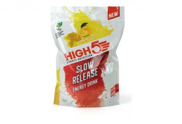 Boisson Énergétique High5 Slow Release Energy Citron 1kg