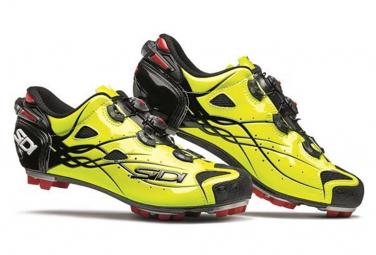 Sidi Tiger Yellow MTB Shoes