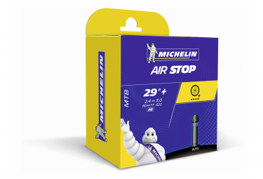 Michelin AirStop MTB 29'' Plus Tube Schrader