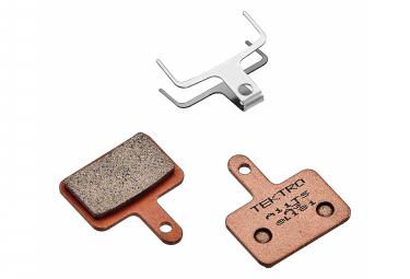 Paar Tektro A11TS Semi-Metallic Pads