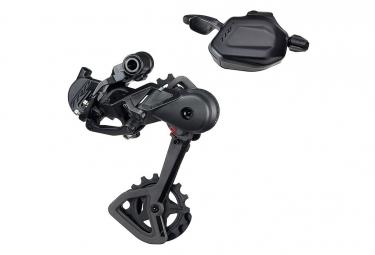 Kit Dérailleur Arrière + Shifter TRP G-Spec TR12 Noir