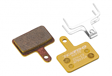 Tektro A10YS Metallkeramik-Bremsbeläge