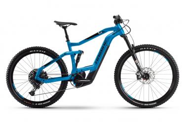 Haibike XDuro AllMtn 3.0 Electric Full Suspension MTB Sram SX Eagle 12S 625 Wh 27.5'' Plus / 29'' Plus Blue 2020