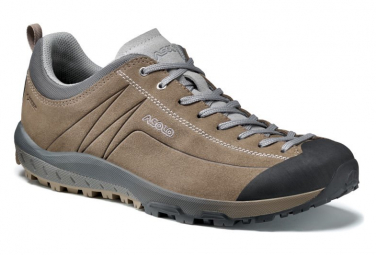 Par de zapatillas de senderismo asolo space gv marron 43 2 3