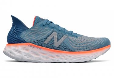 New Balance Fresh Foam 1080 V10 blue Orange Men