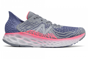 Chaussures de Running Femme New Balance Fresh Foam 1080 V10 Rose / Violet / Rose