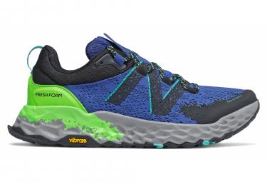 Chaussures de Trail New Balance Fresh Foam Hierro V5 Bleu / Vert