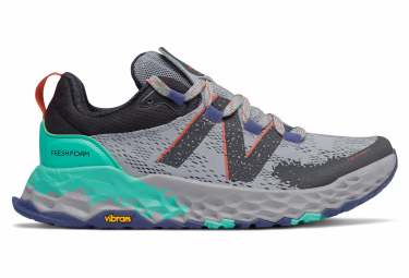 Zapatillas New Balance Fresh Foam Hierro V5 para Mujer Gris / Azul