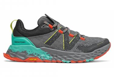 Zapatillas New Balance Fresh Foam Hierro V5 para Hombre Gris / Azul