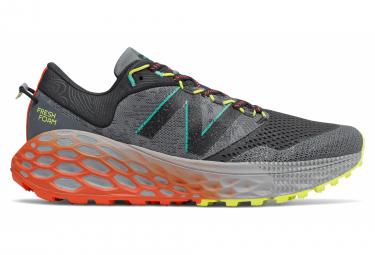 Chaussures de Trail New Balance Fresh Foam Trail More Gris / Orange