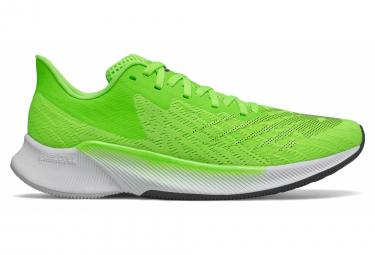Chaussures de Running New Balance Fuelcell Prism Vert