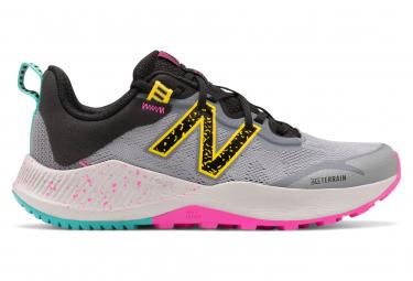 Chaussures Enfant New Balance Nitrel Gris / Rose