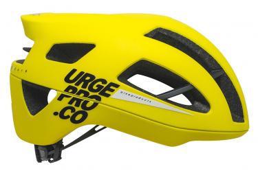 Yellow Urge Papingo Road Helmet