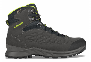 Lowa Explorer Gtx Mid Calzado Para Senderismo Verde Gris Hombres 42 1 2