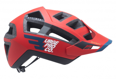 Casco MTB Urge All-Air ERT rosso