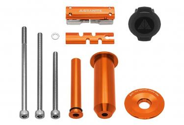 Granite Design Multi-Tools with 42mm Orange Bottom Cap