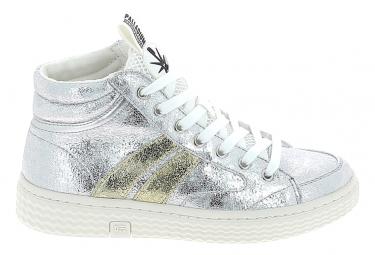 Basket mode, SneakerBasket -mode - Sneakers PALLADIUM Tempo Gris
