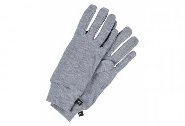 Under Gloves Odlo Originals Warm Grey Unisex S