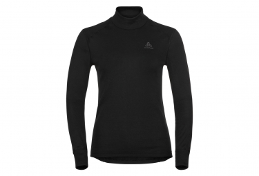 Jersey De Manga Larga Odlo Active Warm Eco Black Mujer Xs