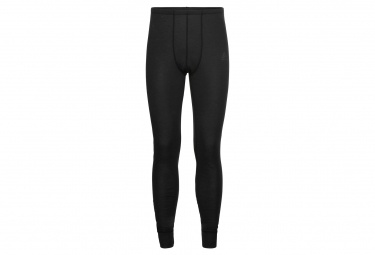 Long Tight Odlo Active Warm Eco Black Hombre
