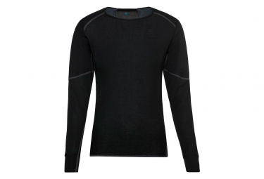 Jersey De Manga Larga Odlo Active X Warm Eco Black Mujer L
