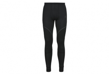 Larga y ajustada Odlo Active X-Warm Eco Black