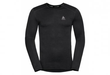 Maillot Manches Longues Odlo Active Thermic Noir
